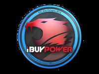 Sticker-cologne-2014-iBUYPOWER-market