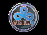 Sticker-cologne-2014-cloud9-holo-market