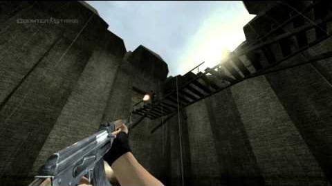 Counter-Strike Source Beta Pre Release E3 2004 Announcement Gameplay Trailer