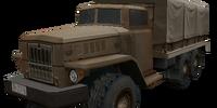 5.5 ton transport truck