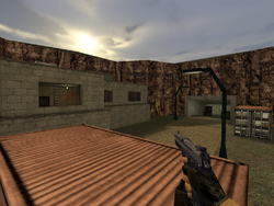 Cs siege0000 first person view