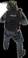 P sawedoff holster ct