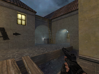 De inferno cz0002 middle-player view-aiming at the sniper nest