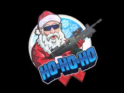 File:Csgo-community-sticker-2-hohoho.png