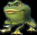 Crash Bandicoot N. Sane Trilogy Frog