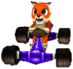 CTR Crash Team Racing Pura