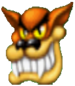 Crash Bash Tiny Tiger Icon