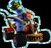Crash Nitro Kart Doctor N. Gin In Kart