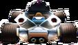 CTR Penta Penguin In-Kart (Back)