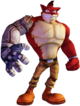 Crash Bandicoot Mind over Mutant Crunch Bandicoot