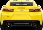 Chevrolet Camaro Rear View