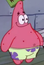 Patrick Star (Pilot)