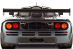 McLaren F1 Rear View