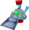Crash Nitro Kart Geary's Robot Minions