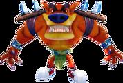 Tiny Tiger Crash Bandicoot N. Sane Trilogy
