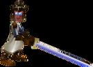 Crash Bandicoot 3 Warped Knight Lab Assistant
