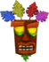 20th Anniversary Edition Render Aku Aku