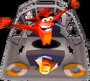 Crash Bash Crash Bandicoot Tank War