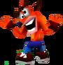 Crash Bandicoot CTR Crash Team Racing