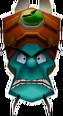 Crash 3 N. Tropy Head in time Vortex