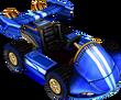 Team Bandicoot Kart Nitro Kart