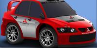 Mitsubishi Lancer Evolution VIII Rally Edition