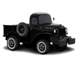Mrk power wagon