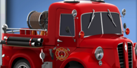 Cie Retro Firetruck