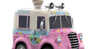 Cie Ice Cream Truck