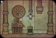 Submarine controls