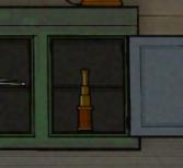 The mill binoculars