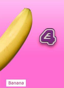 Banana-poster