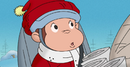 Curious George Gets Winded 019