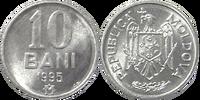 Moldovan 10 ban coin