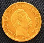 Hessen Ludwig III 20 Mark