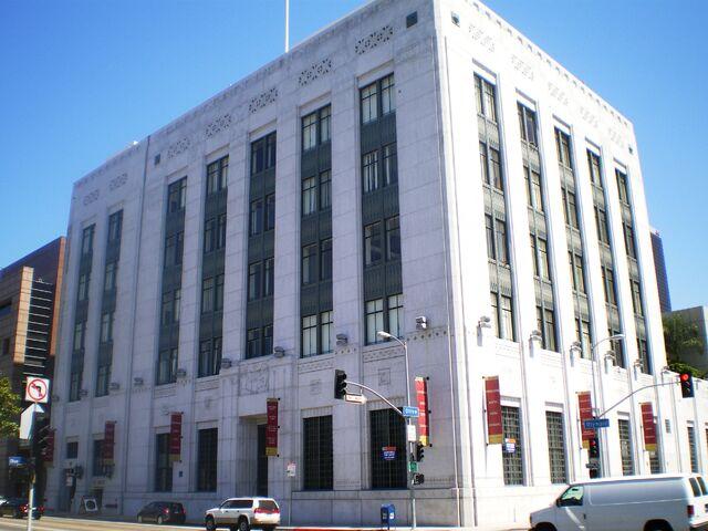 File:Federal Reserve Bank of San Francisco, Los Angeles.JPG