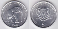 Somali 5 shilling coin (unofficial)