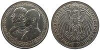 Mecklenburg-Schwerin 5 mark coin