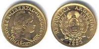 Argentine 1 argentino coin