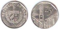 Cuban 25 centavo coin (convertible peso)