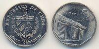 Cuban 5 centavo coin (convertible peso)