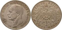 Oldenburg 2 mark 1901