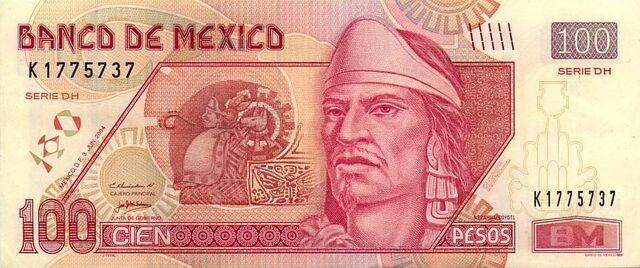 File:100 pesos series D obv.jpg