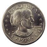 SBA dollar 1979 obv