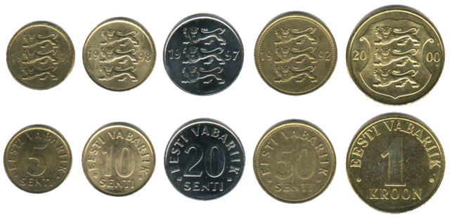 File:Kroon coins.png