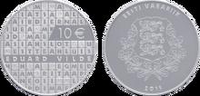 Estonia 10 euro 2015 Vilde