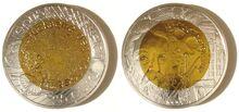 Austria 25 euro astronomy (2009)