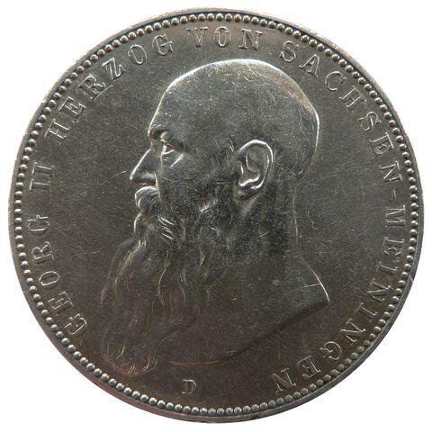 File:5 Mark Sachsen Meiningen Georg II.jpg