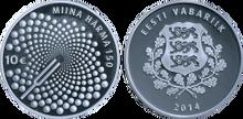 Estonia 10 euro 2014 Härma