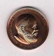 Kullrich Medaille